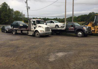 recyclage automobile à Joliette - Lepage Auto à Ste-Marie-Salomée